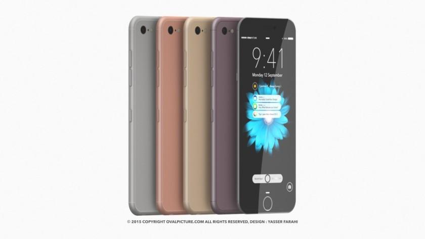 Iphone 7 contaría con 2 GB de memoria RAM y 32 GB de almacenamiento