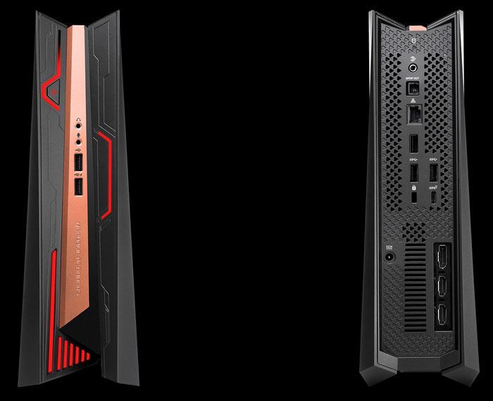 ASUS ROG GR8 II el nuevo Mini PC Gamer de ASUS