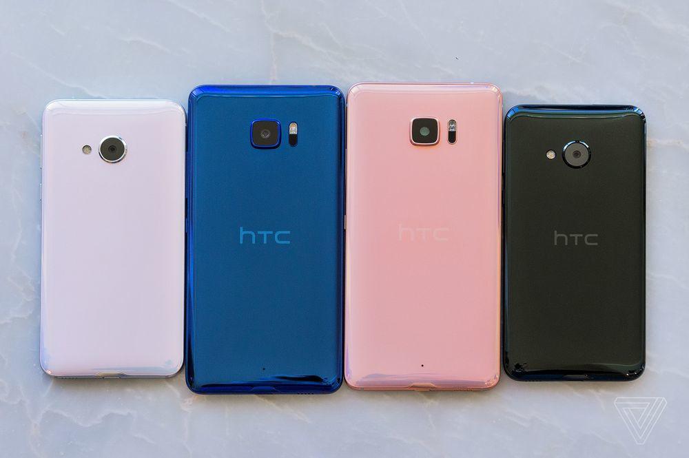 HTC U Ultra y HTC U Play anunciados oficialmente