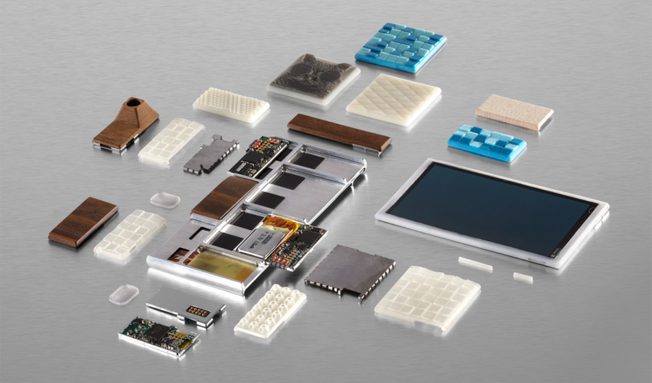 Revelado el primer smartphone modular de Andy Rubin