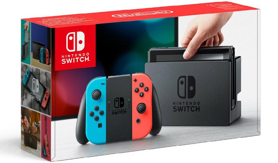 Agotadas las reservas de Nintendo Switch en GameStop