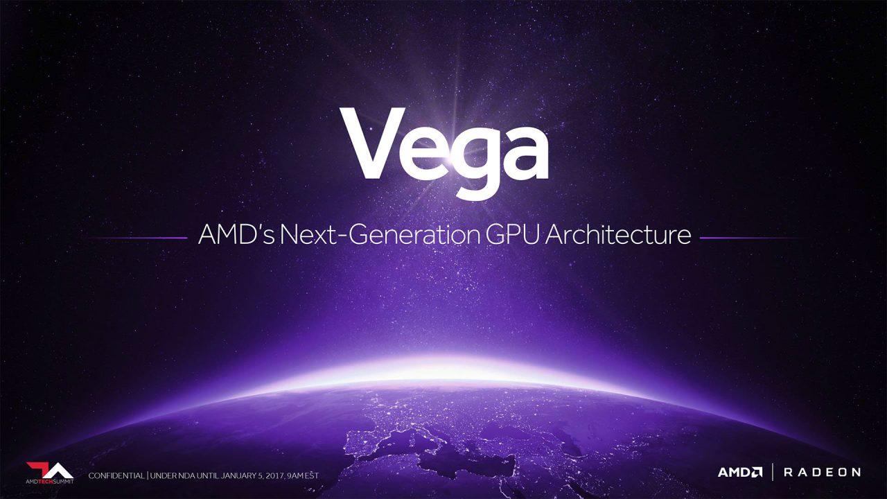 AMD Vega podría salir a la venta en mayo