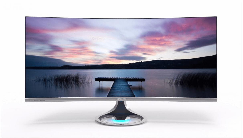 ASUS también presenta a su Designo Curve MX34VQ UltraWide