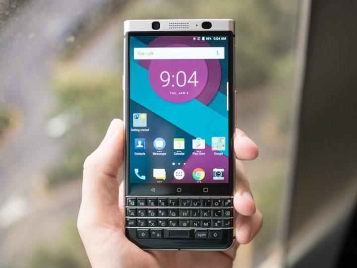 BlackBerry Mercury será presentado oficialmente en la MWC2017