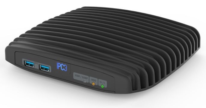 CompuLab IPC3 un mini PC con Intel Kaby Lake y refrigeración pasiva