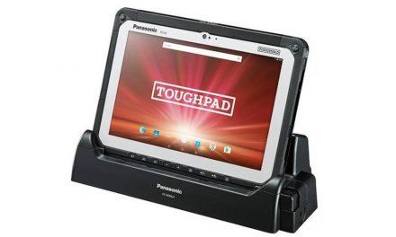 Panasonic presenta una tablet ultra resistente