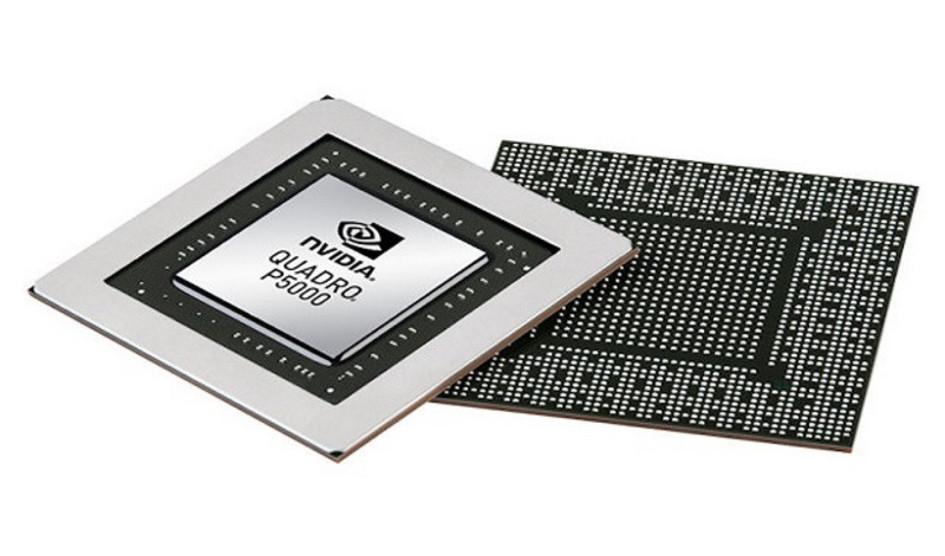 Nvidia anuncia oficialmente sus GPUs Quadro basadas en Pascal para portátiles