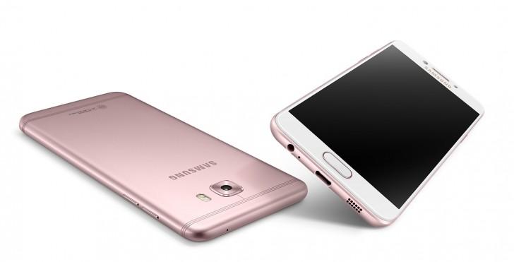 Samsung presenta oficialmente a su Galaxy Pro C7