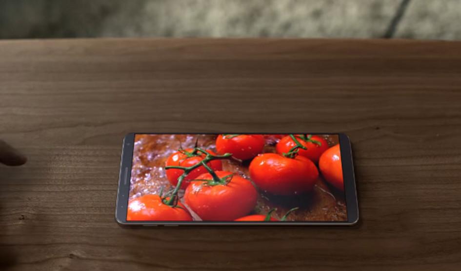 Nuevos paneles AMOLED anunciados revelan posible diseño del Samsung Galaxy S8