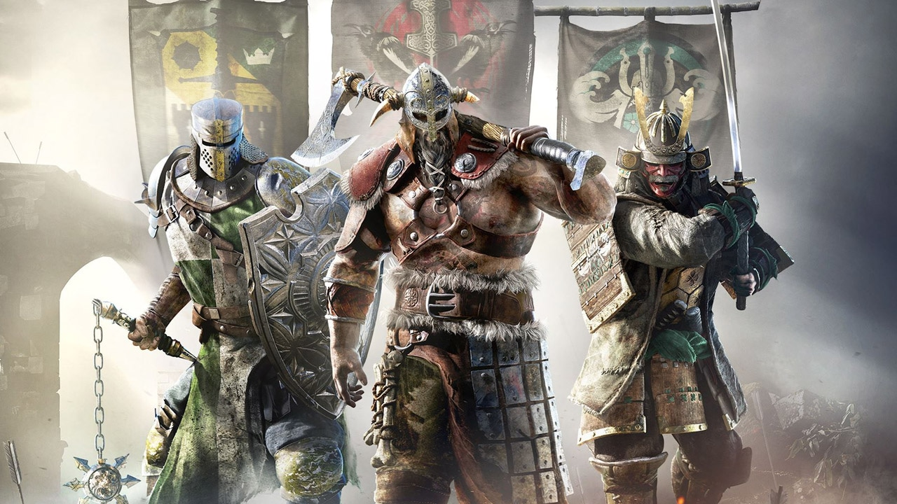 Ubisoft revela los requisitos oficiales para For Honor de PC