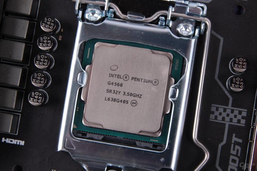 Intel-Pentium-G4560-Processor
