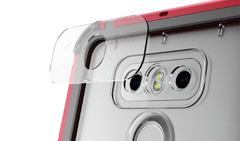 Se filtran primeros renders sobre el posible diseño del LG G6