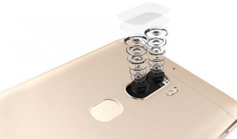 LeEco X10 se deja ver con un total de cuatro cámaras