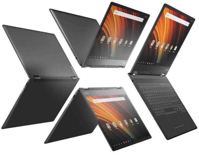 Lenovo comercializa un Yoga Book económico en Amazon