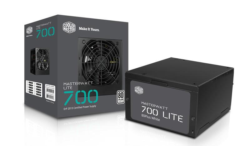 Nueva serie de fuentes MasterWatt Lite 230V para presupuestos ajustados