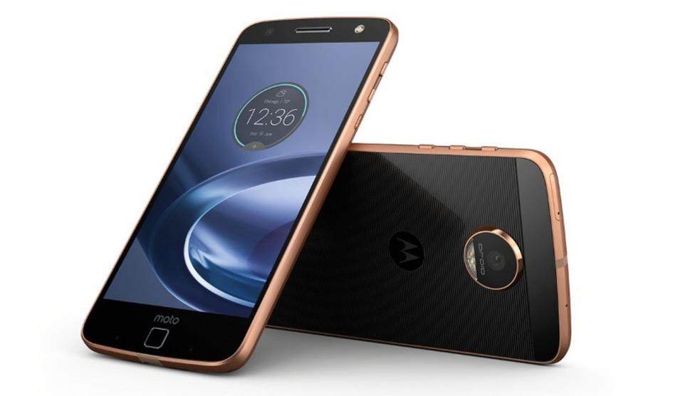El Motorola Moto Z (2017) incorporará escaner de iris