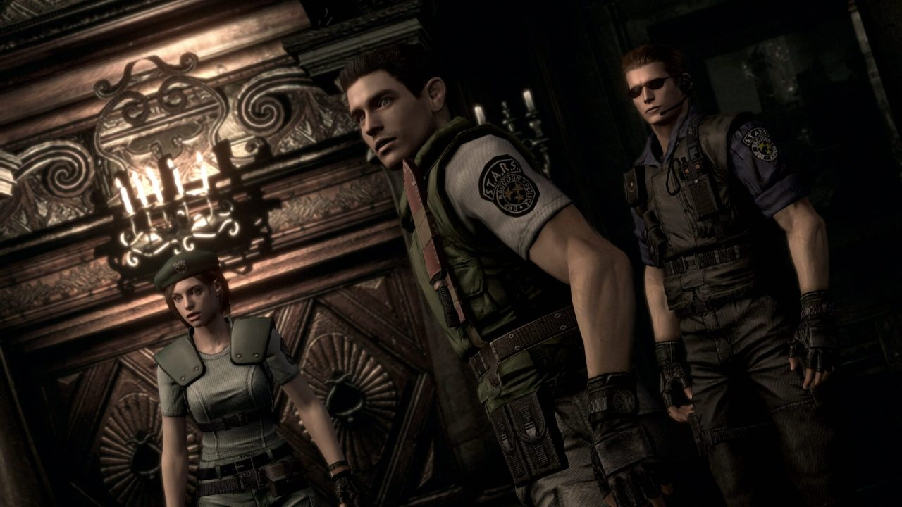 Resident Evil HD Remaster en primera persona gracias a un modder