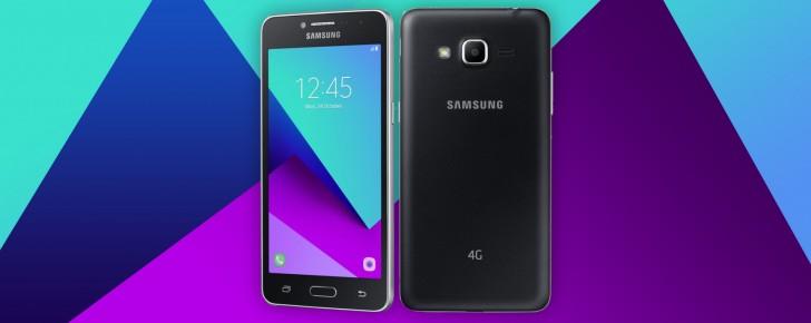 Samsung anuncia el lanzamiento del Galaxy Ace J2 con 4G y VolTE
