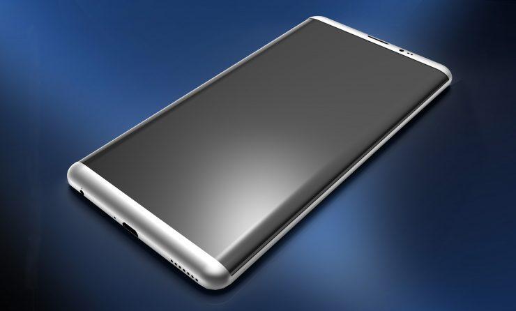 Filtrados renders 3D que desvelan el diseño del Sasmung Galaxy S8