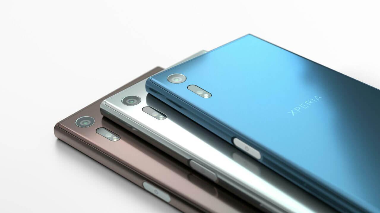 Filtrado en vídeo un prototipo del Sony Xperia XA (2017)