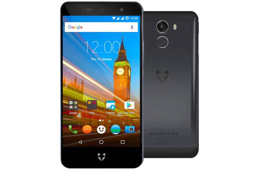 Wileyfox lanza su smartphone Swift 2 X
