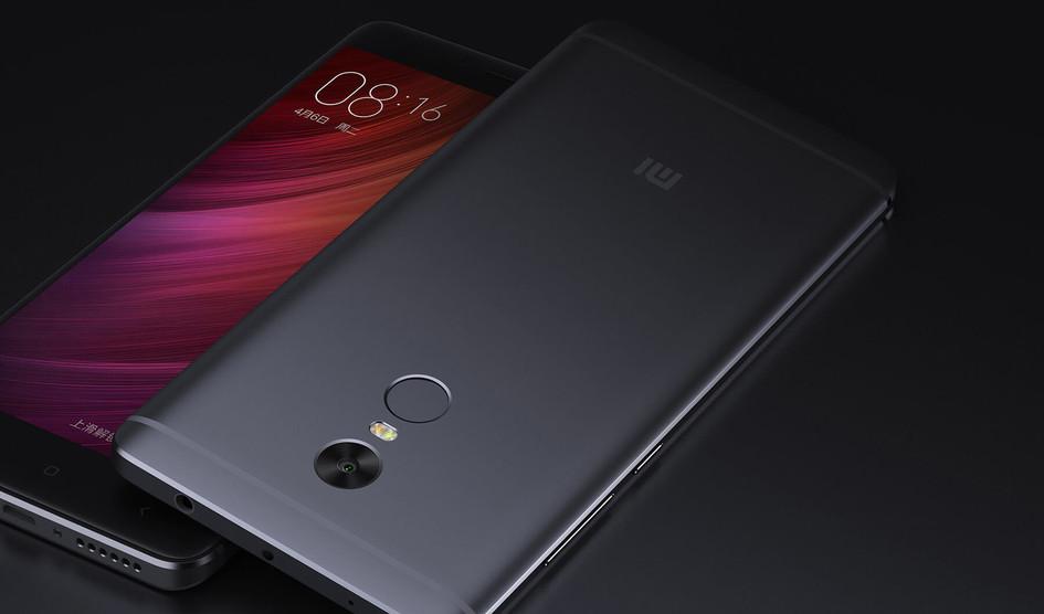 Xiaomi lanza una variante mas potente del Redmi Note 4 en la India