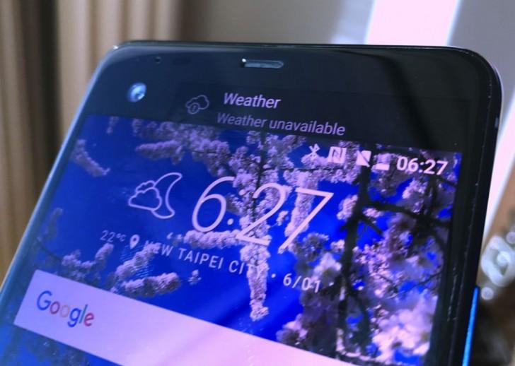 Asoma el HTC U Ultra el smartphone de doble pantalla