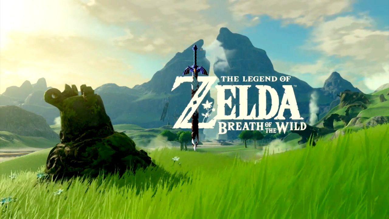 Versión digital de The Legend of Zelda: Breath of the Wild para Nintendo Switch ocupará 13,4 gb