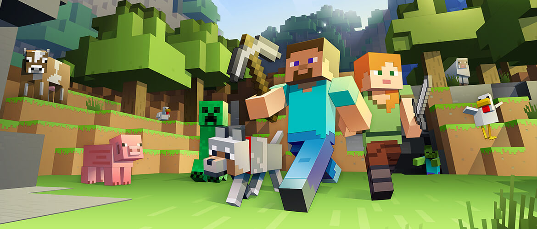 Confirmado Minecraft para Nintendo Switch
