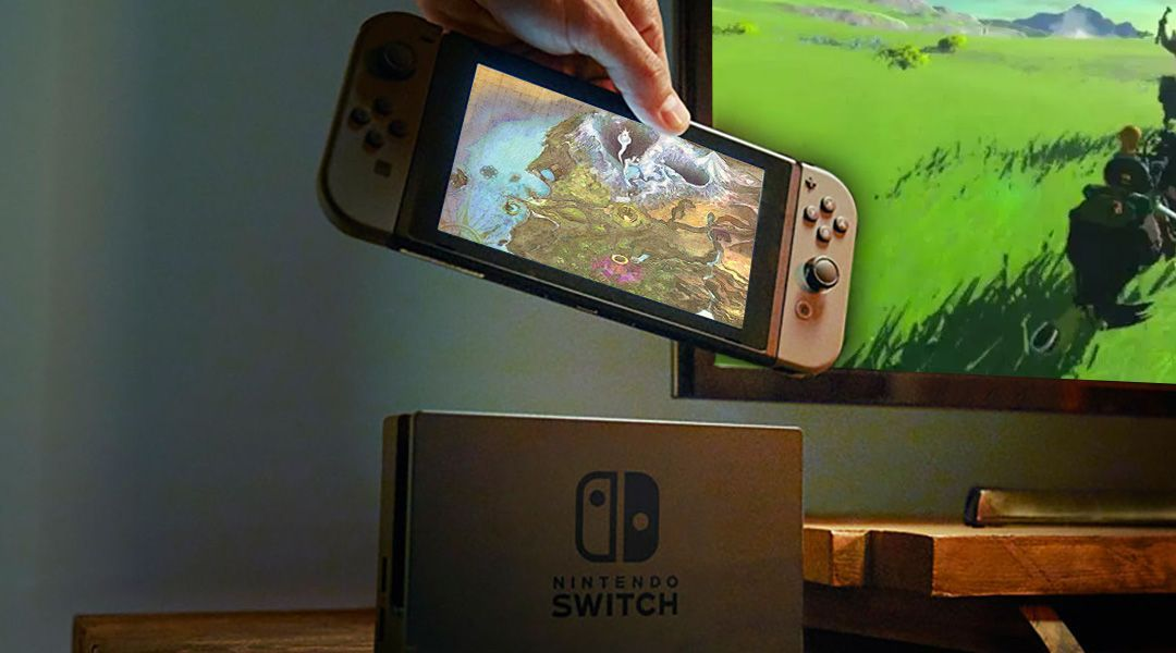 Nintendo Switch 299 dolares
