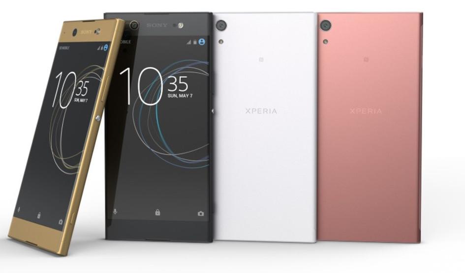 MWC2017: Sony Xperia XA1 y XA1 Ultra presentados