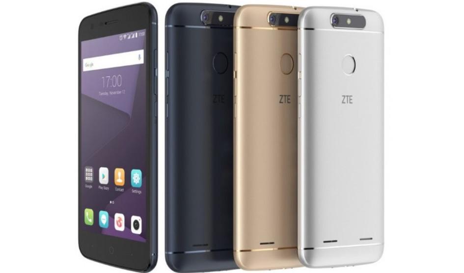 MWC2017: ZTE anuncia los smartphones Blade V8 Mini y Blade V8 Lite