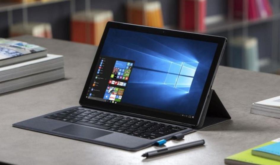 MWC2017: Alcatel Plus 12 la nueva tablet convertible 2 en 1