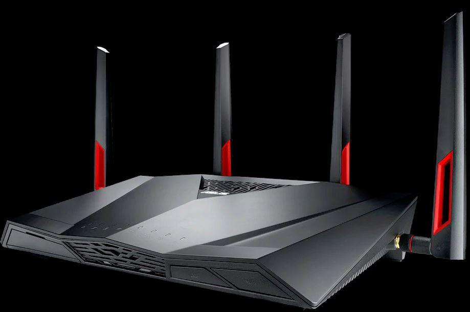 ASUS anuncia su nuevo router gaming tope de gama DSL-AC88U