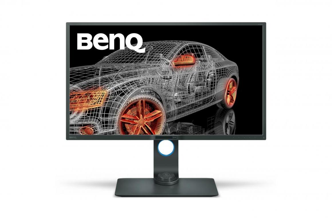 BenQ lanza los monitores profesionales PD3200U y PD3200Q
