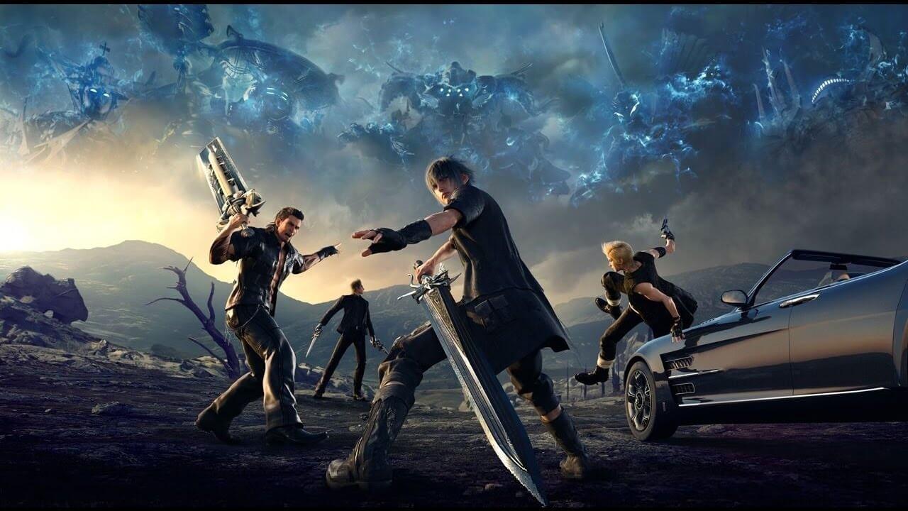 No hay planes de Final Fantasy XV para Nintendo Switch
