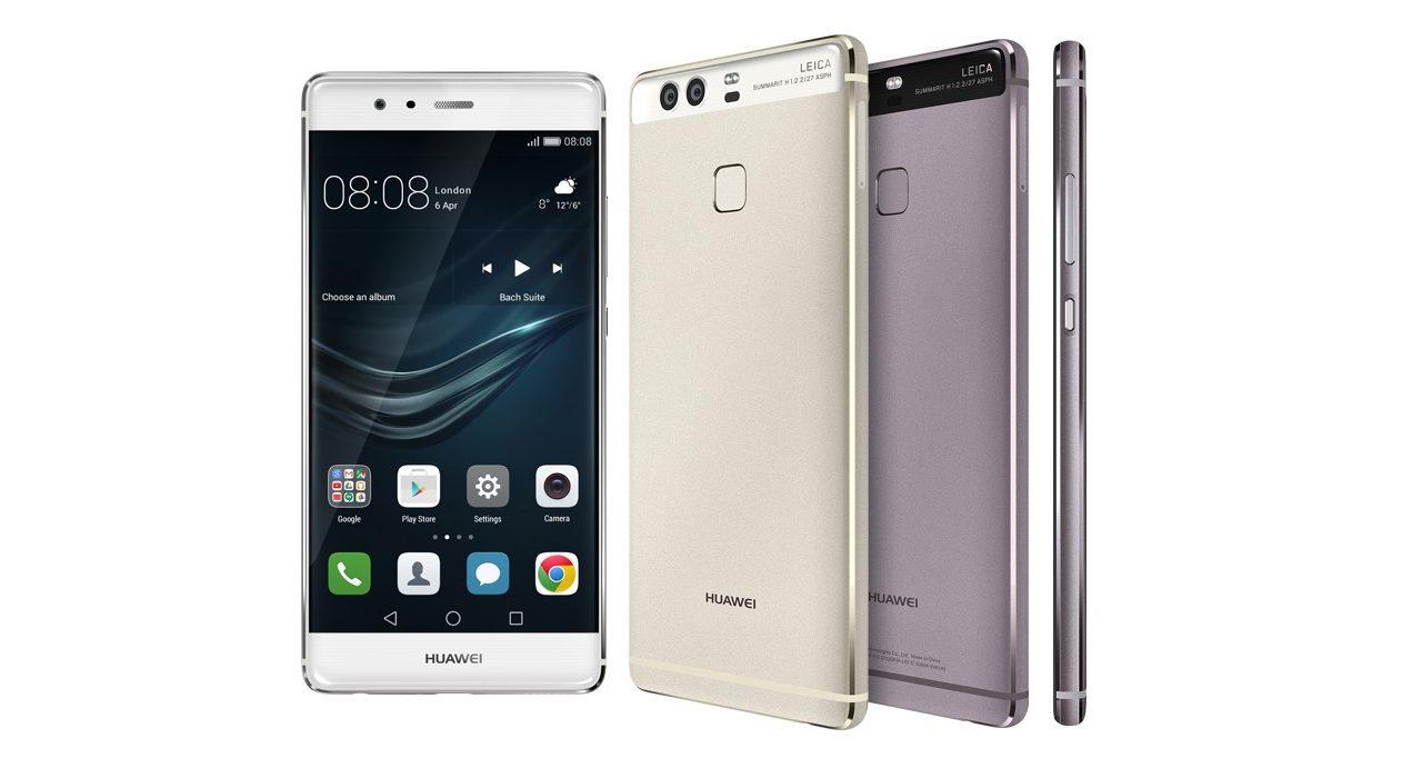 Un minorista lista el Huawei P10 Plus con 8 gb de RAM