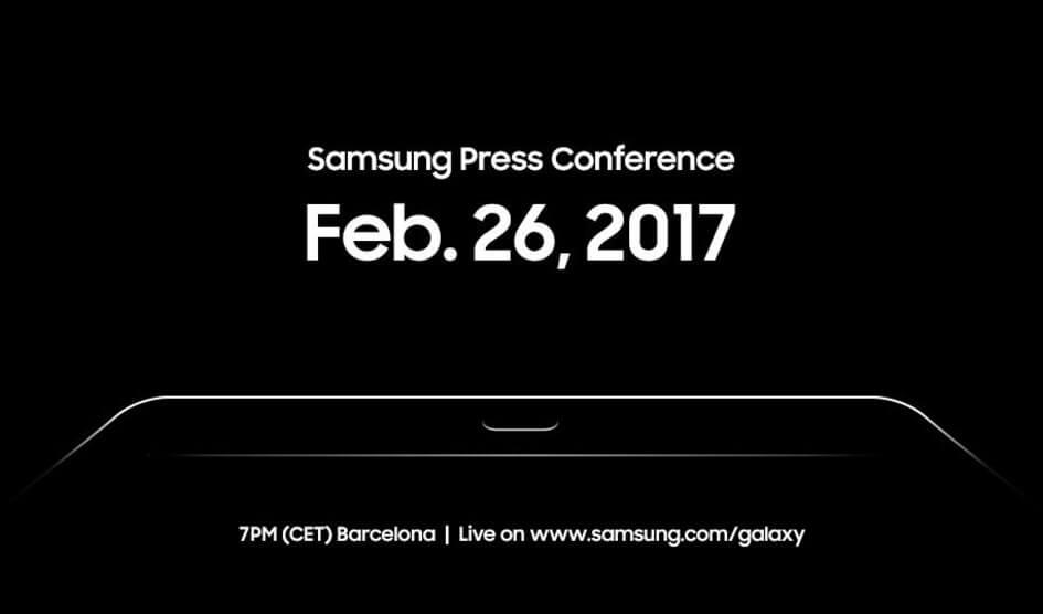 Samsung confirma que presentará un nuevo dispositivo el próximo 26 de Febrero