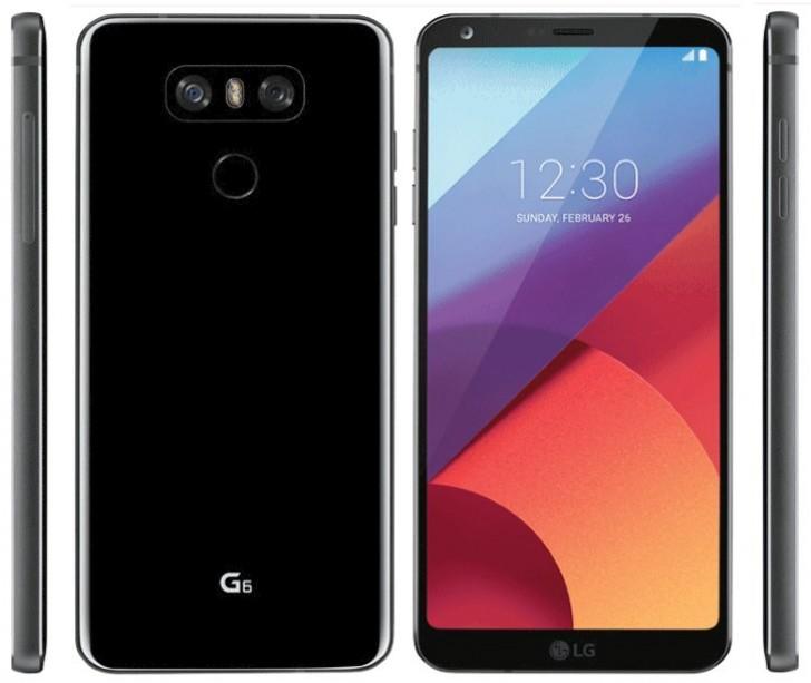 Nuevo render del LG G6 muestra el smartphone al completo antes de su presentación