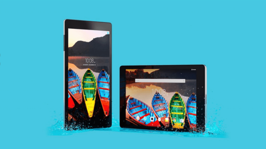 Renders así como especificaciones oficiales del Lenovo Tab3 8 Plus filtrados