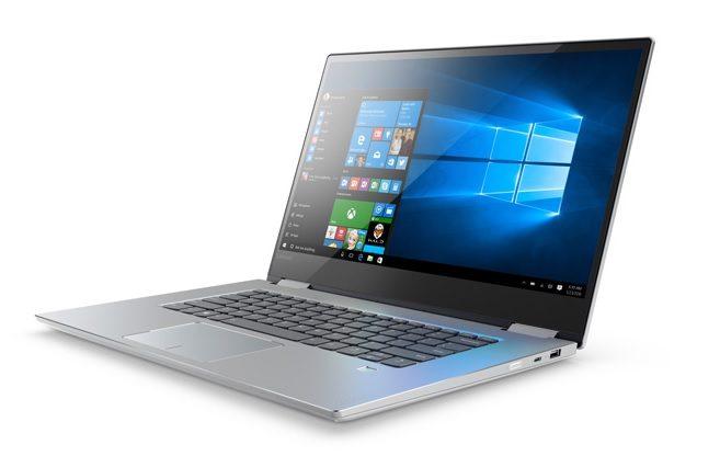 Filtrado el Lenovo Yoga 720 con una Nvidia GeForce GTX 1050 en su interior