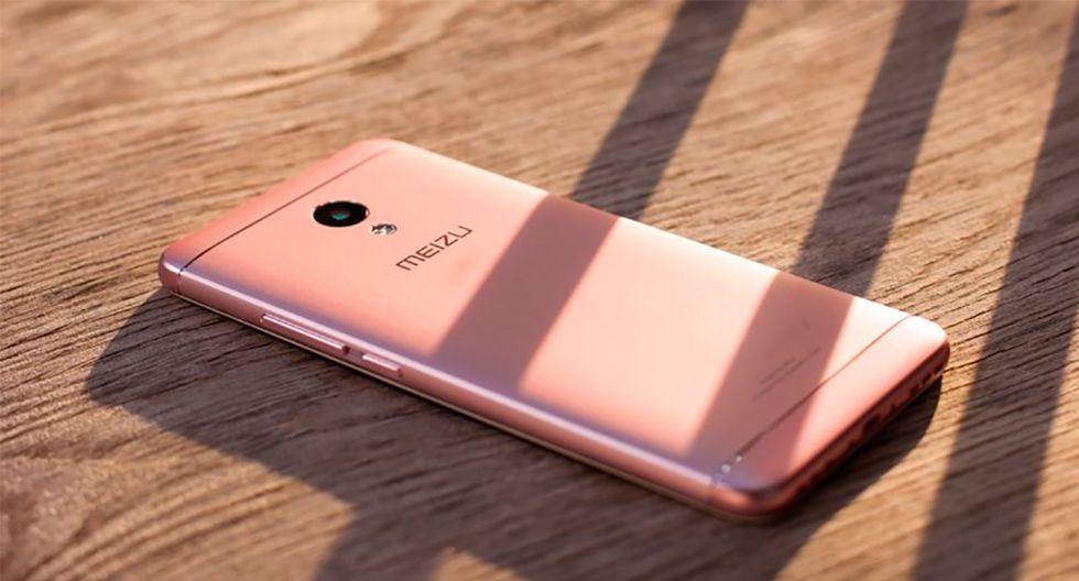 Anunciado oficialmente el nuevo smartphone de gama media Meizu M5s