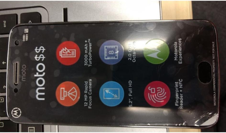 Fotografía filtrada y especificaciones confirmadas del Moto G5 Plus