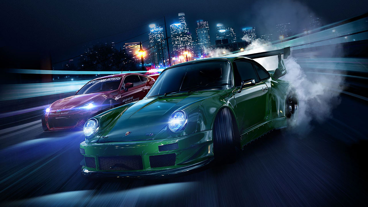 Un nuevo Need For Speed para el 2018
