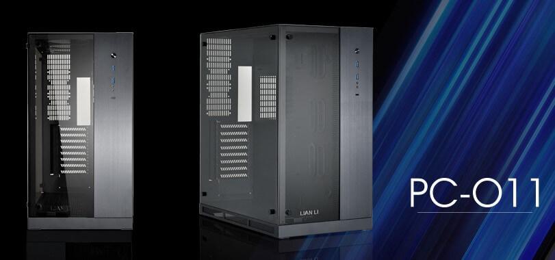 Lian Li PC-O11 nueva torre de doble compartimento