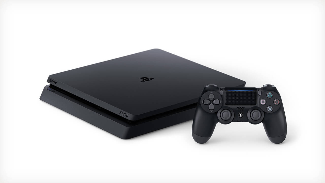 Packs de PS4 Slim rebajados temporalmente a 250 dólares