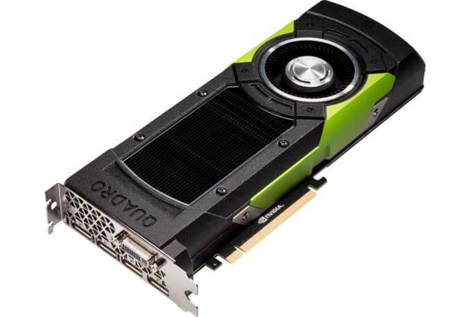 Nvidia anuncia su nueva línea de GPUs Quadro basadas en Pascal