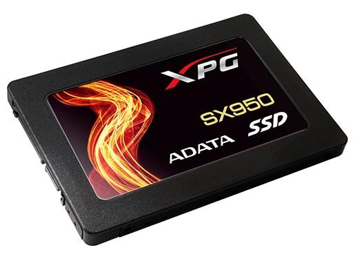 ADATA lanza su nueva línea de SSD XPG SX950 con 3D MLC NAND