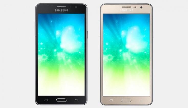 Aparece listado un nuevo smartphone de Samsung el SM-G615F