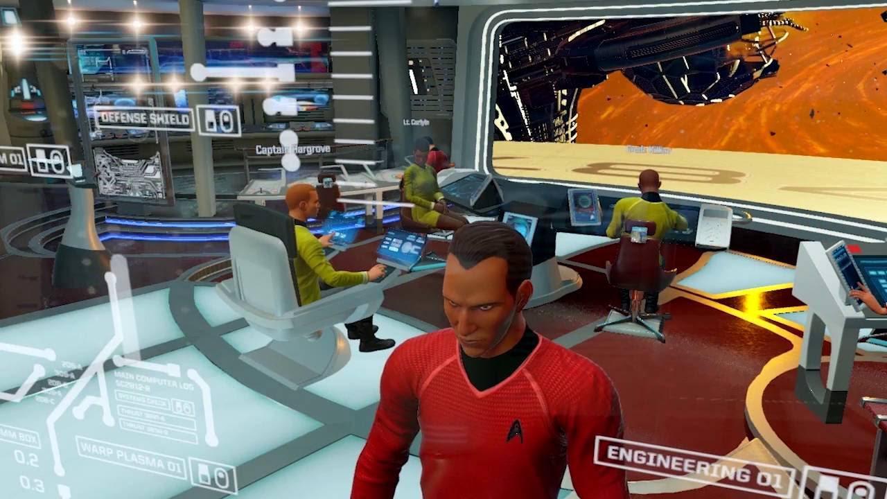 Star Trek: Bridge Crew saldrá finalmente el 30 de Mayo